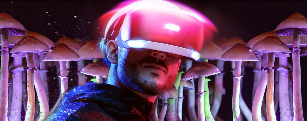 Psychedelika Und VR