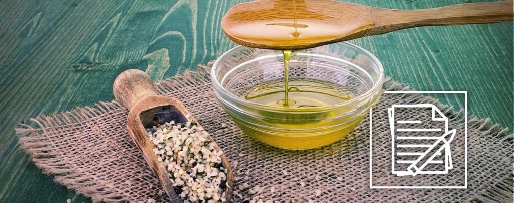 Cannabis Olivenöl