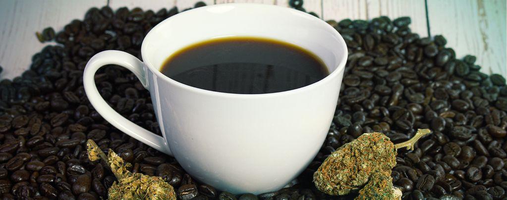 Kaffee und Weed