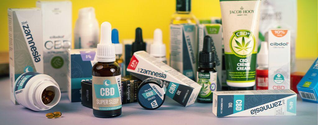 Konsumieren Und Dosieren CBD