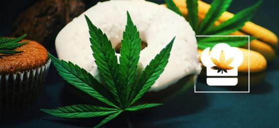 Wie Man Cannabis-Krapfen Herstellt