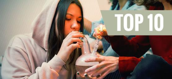 Die 10 Besten Methoden, Um Cannabis Zu Rauchen