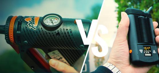 Der Unterschied Zwischen Tragbaren Und Tischverdampfern