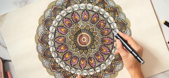 Auf LSD Zeichnen: Wie Halluzinogene Kreativität Inspirieren
