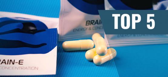 5 Drogen, Die Fokus Und Konzentration Verbessern Und Beim Lernen Helfen