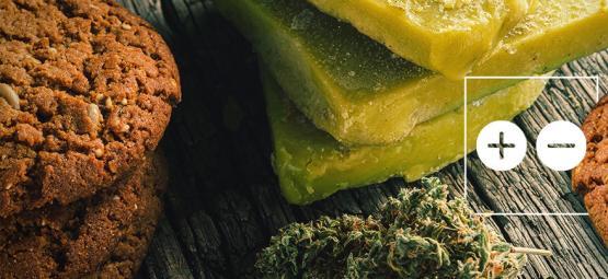 Was Sind Die Vor- Und Nachteile Von Cannabis-Edibles?