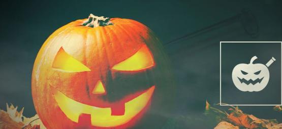 Wie Du Dir Eine Kürbis-bong Für Halloween Baust