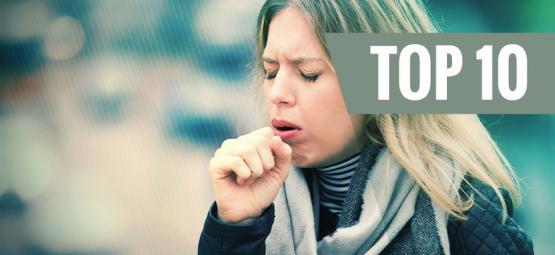 Die 10 Besten Tipps, Um Raucherhusten Zu Lindern