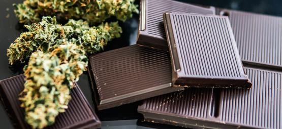 Warum Schokolade Und Cannabis So Prima Zusammenpassen