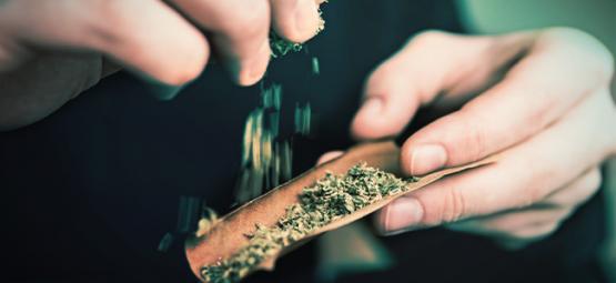 Lerne, Wie Man Kunstvolle Und Verrückte Joints Dreht
