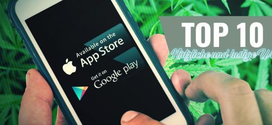 10 Nützliche & Lustige Weed-Apps Für Android & iOS [2021 Update]