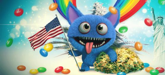 Monster Zkittlez: Die Vereinigung großartiger Genetiken aus den USA