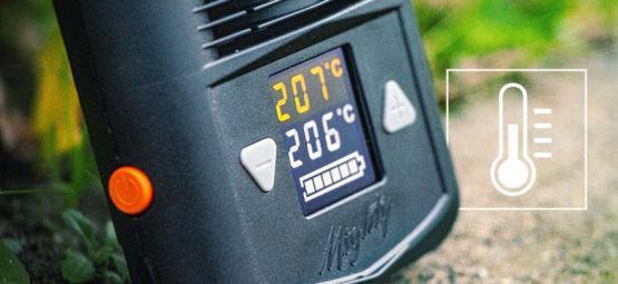 Die Wirkung Von Cannabis Mithilfe Der Temperatur Anpassen