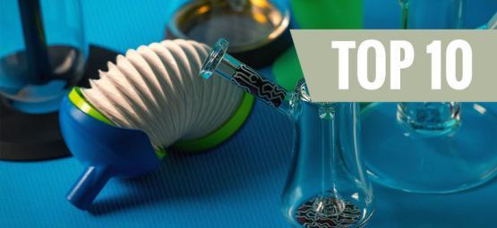 Die 10 besten Glas- und Acrylbongs