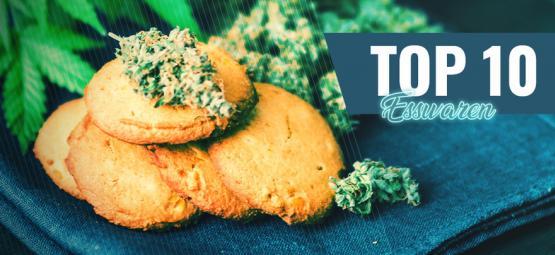 Die Top 10 Der Besten Cannabis-Esswaren In Amsterdam