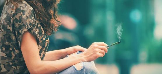 Wie Grasrauchen auch alleine richtig Spaß macht