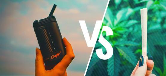Was Ist Der Unterschied Zwischen Einem Vape- Und Rauch-high?