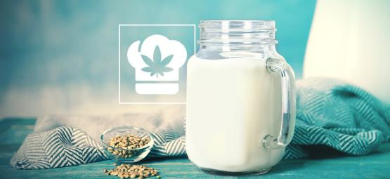 Wie Man Cannabis Milch Herstellt