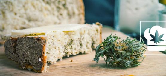 Backen Mit Gras: Wie Man Cannabis Brot Herstellt