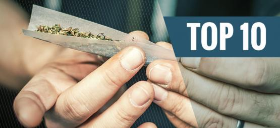 Top 10 Der Tabakalternativen Für Joints
