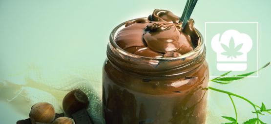 Mit Cannabis angereichertes Nutella: Ein einfaches Rezept
