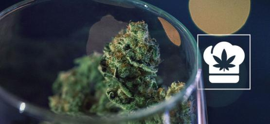 Rezept: Wie man mit Cannabis angereicherten Wein herstellt