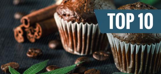 Unsere Top 10 der ungewöhnlichsten Rezepte mit Cannabis