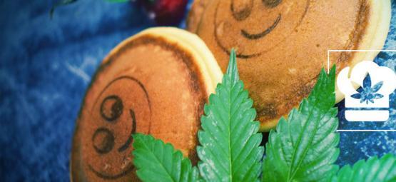 Wie Man Leckere Pfannkuchen Mit Cannabis Macht