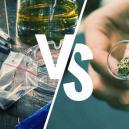 Die Klassifizierung Von Harten Und Weichen Drogen