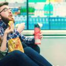 Warum kriegt man von Cannabis Heißhunger?