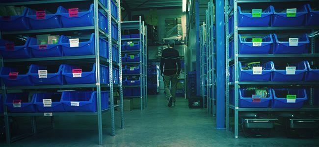 Zamnesia Warehouse - 1