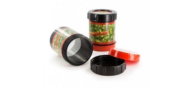 Cannabis Zerkleinern: Shake It