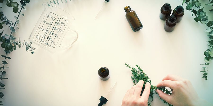 Making Your Own Cannabis Tincture