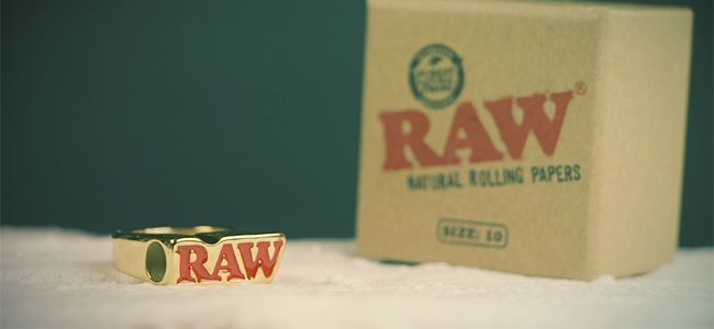 RAW SMOKING RING