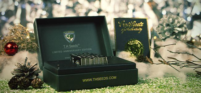 LIMITED SPECIAL EDITION 25th ANNIVERSARY BOX-SET (T.H. SEEDS)