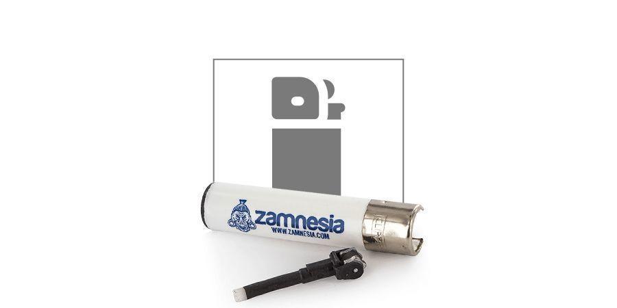 VP Zamnesia Clipper Lighter