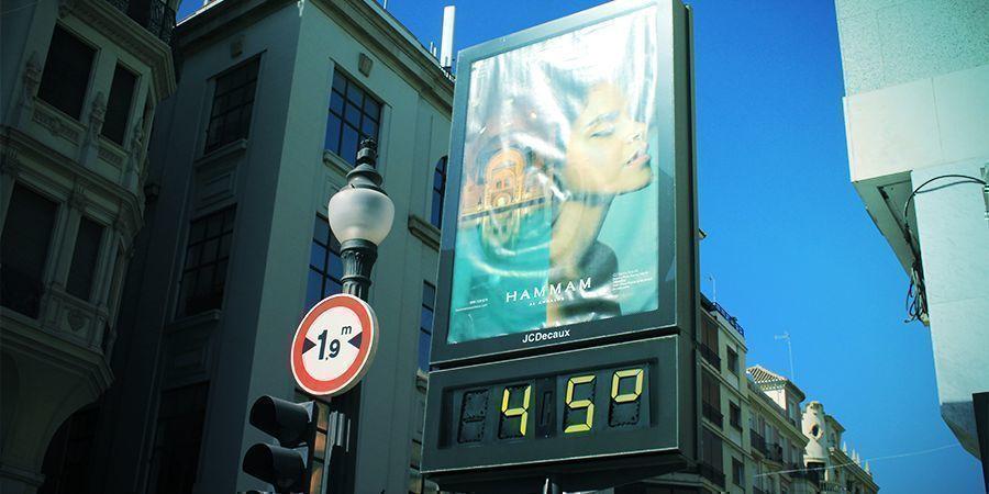 Temperatur Cannabis Spanien