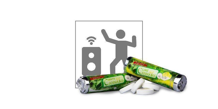 Cannabis Dextrose Bonbons