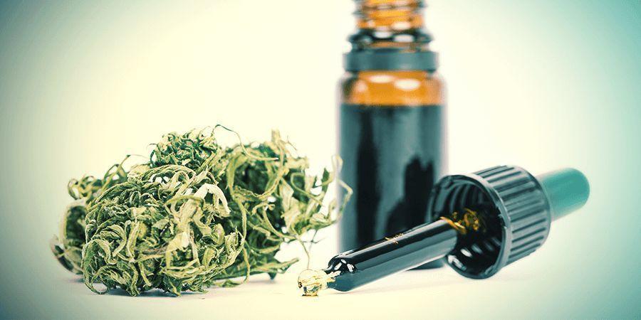 THC Wiet Olie