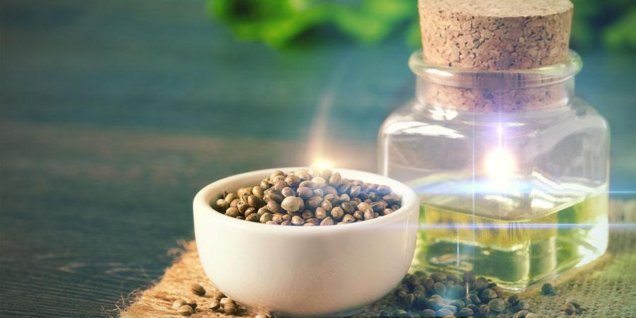 Properties Of Hemp Seed Oil