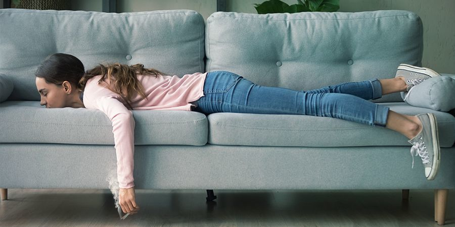 The Lethargic High, Aka Couch Potato Syndrome