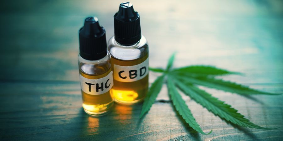 UNTERSCHIEDE ZWISCHEN CBD UND THC