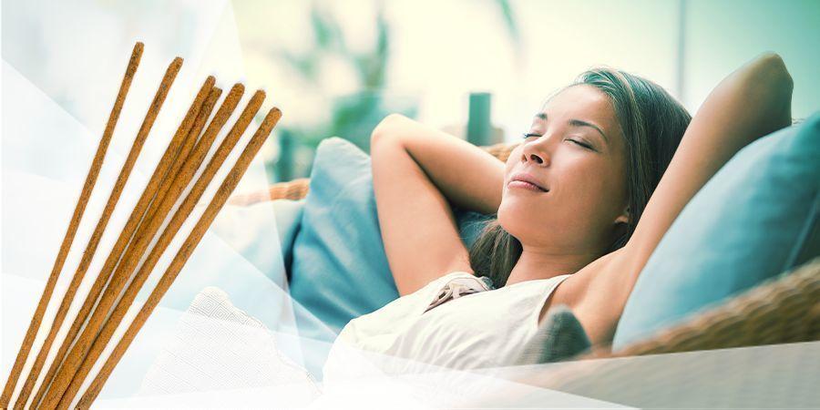 Sandelholz Zum Entspannen Und Schlafen