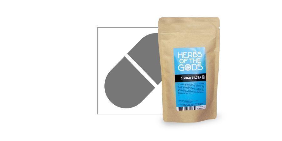 Ginkgo biloba (50 grams)