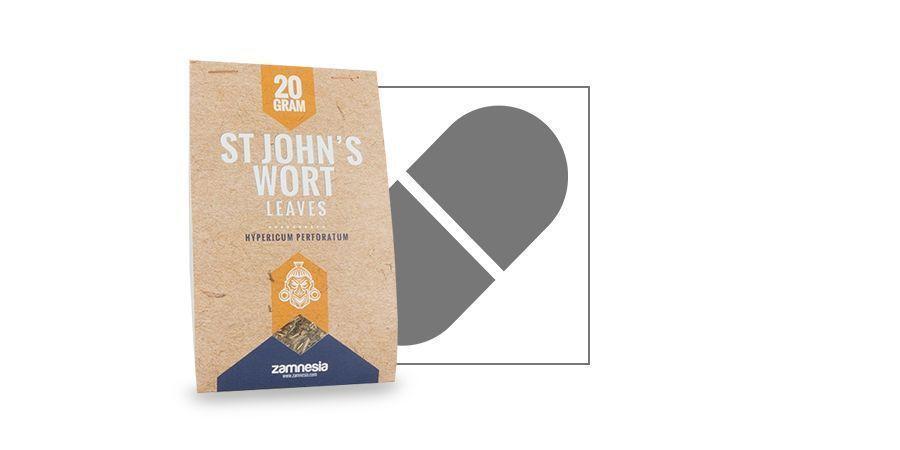 St John's Wort (20 grams)