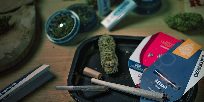 Make Marijuana Hits Stronger: High-THC Strains