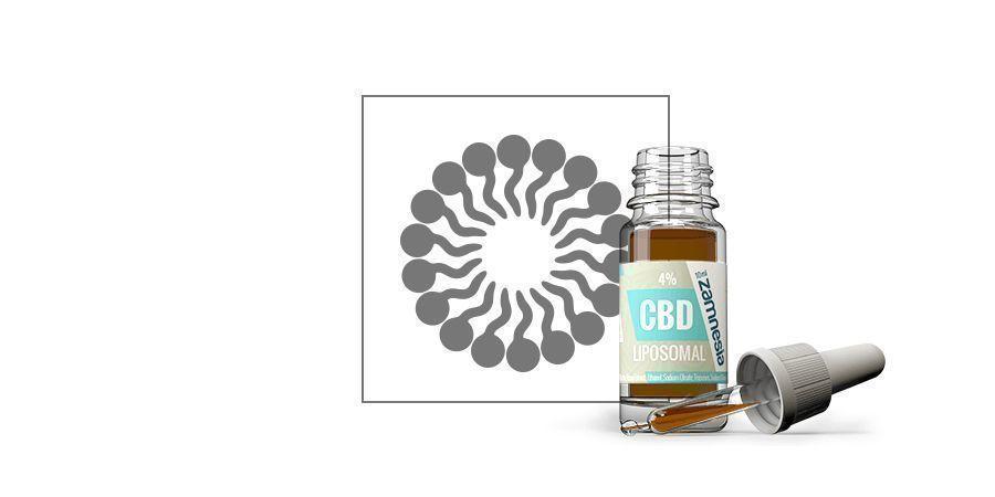 Liposomal CBD Oil (Zamnesia) 4%