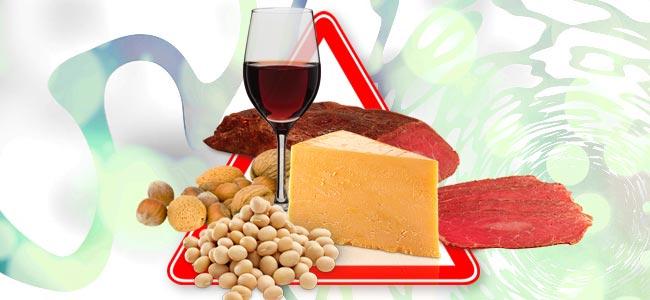 Foods To Avoid MAOIs