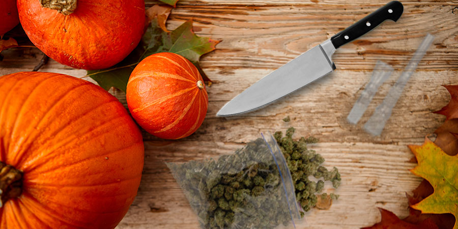Pumpkin Bong: What Do You Need?