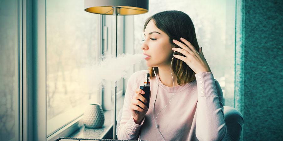 Use A Vaporizer Instead Of Smoking